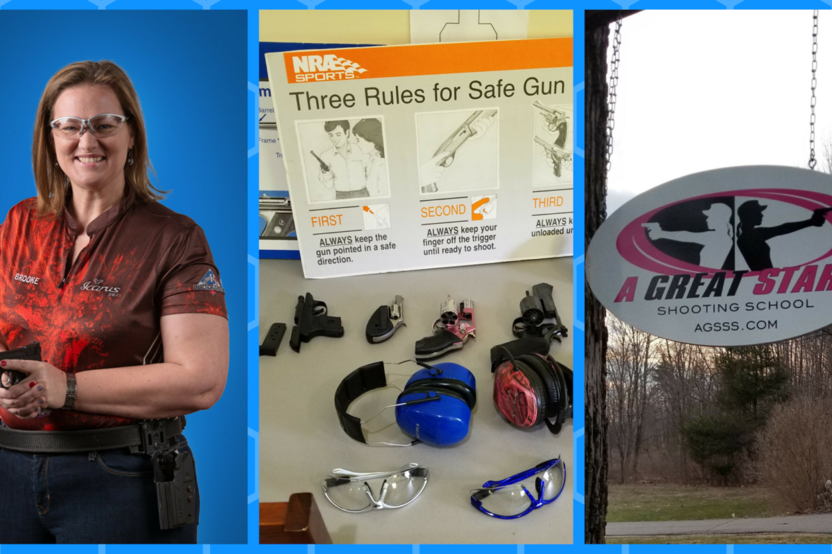 Brooke Cheney and safety items