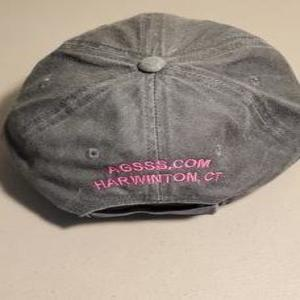 AGSSS cap grey